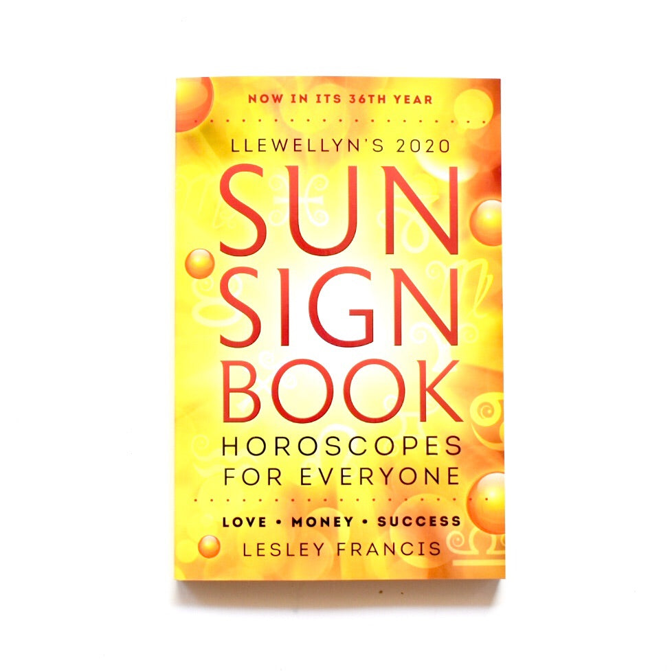 Llewellyn's 2020 Sun Sign Book - Hello Violet