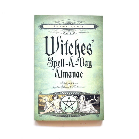 Llewellyn's 2020 Witches' Spell-A-Day Almanac - Hello Violet