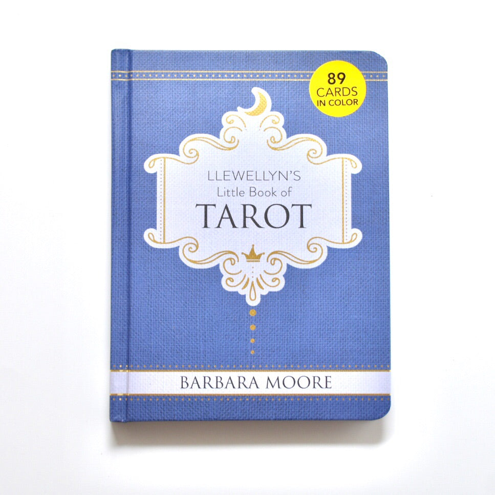 Llewellyn's Little Book of Tarot - Hello Violet
