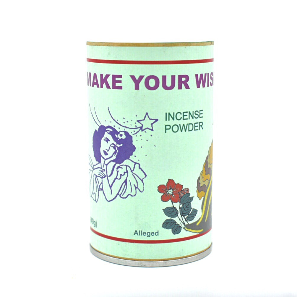 Make Your Wish Incense Powder