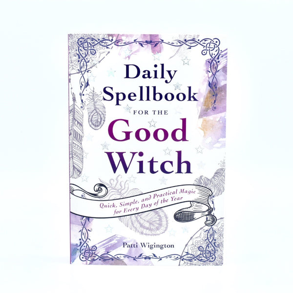Daily Spellbook for the Good Witch - Hello Violet