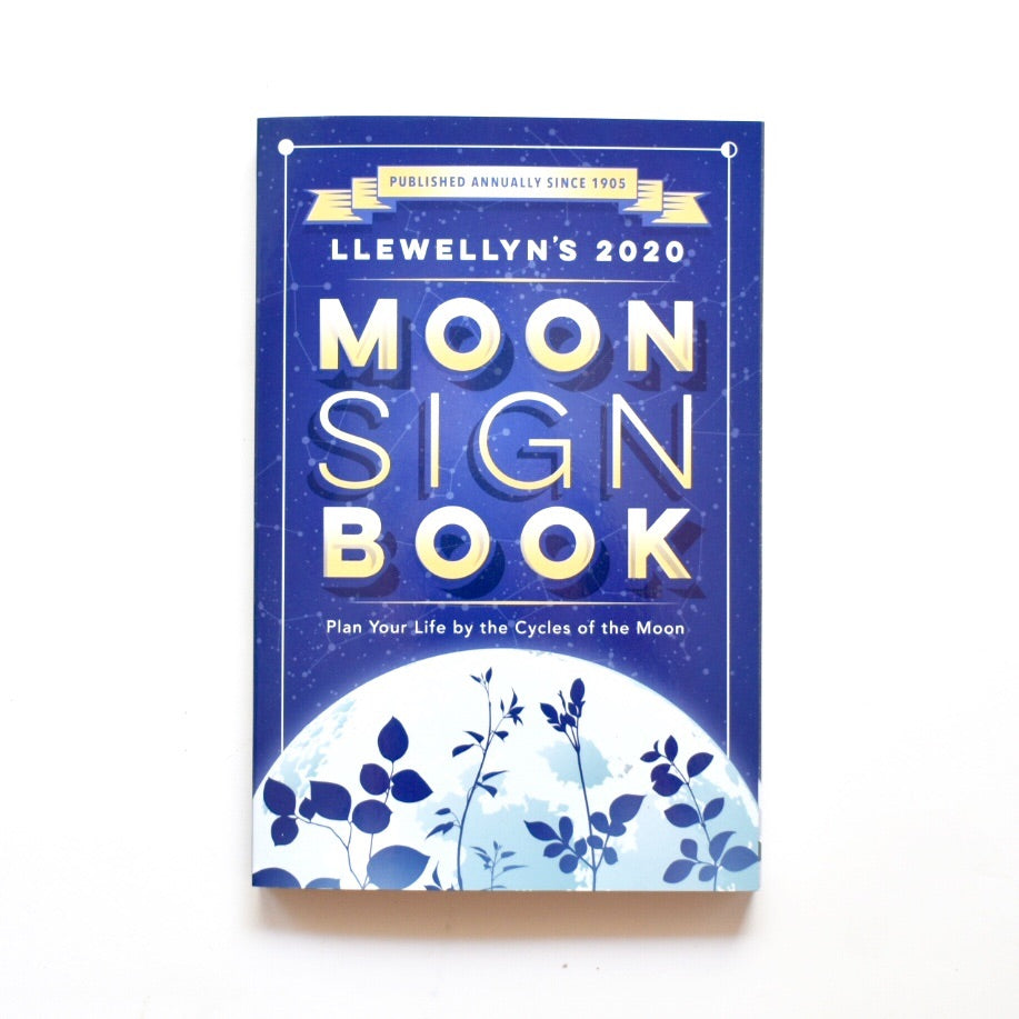 Llewellyn's 2020 Moon Sign Book - Hello Violet