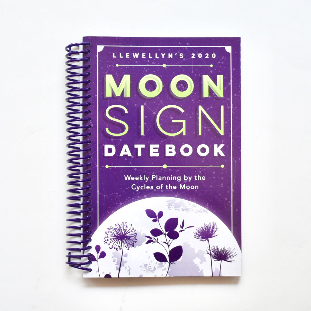 Llewellyn's 2020 Moon Sign Datebook - Hello Violet