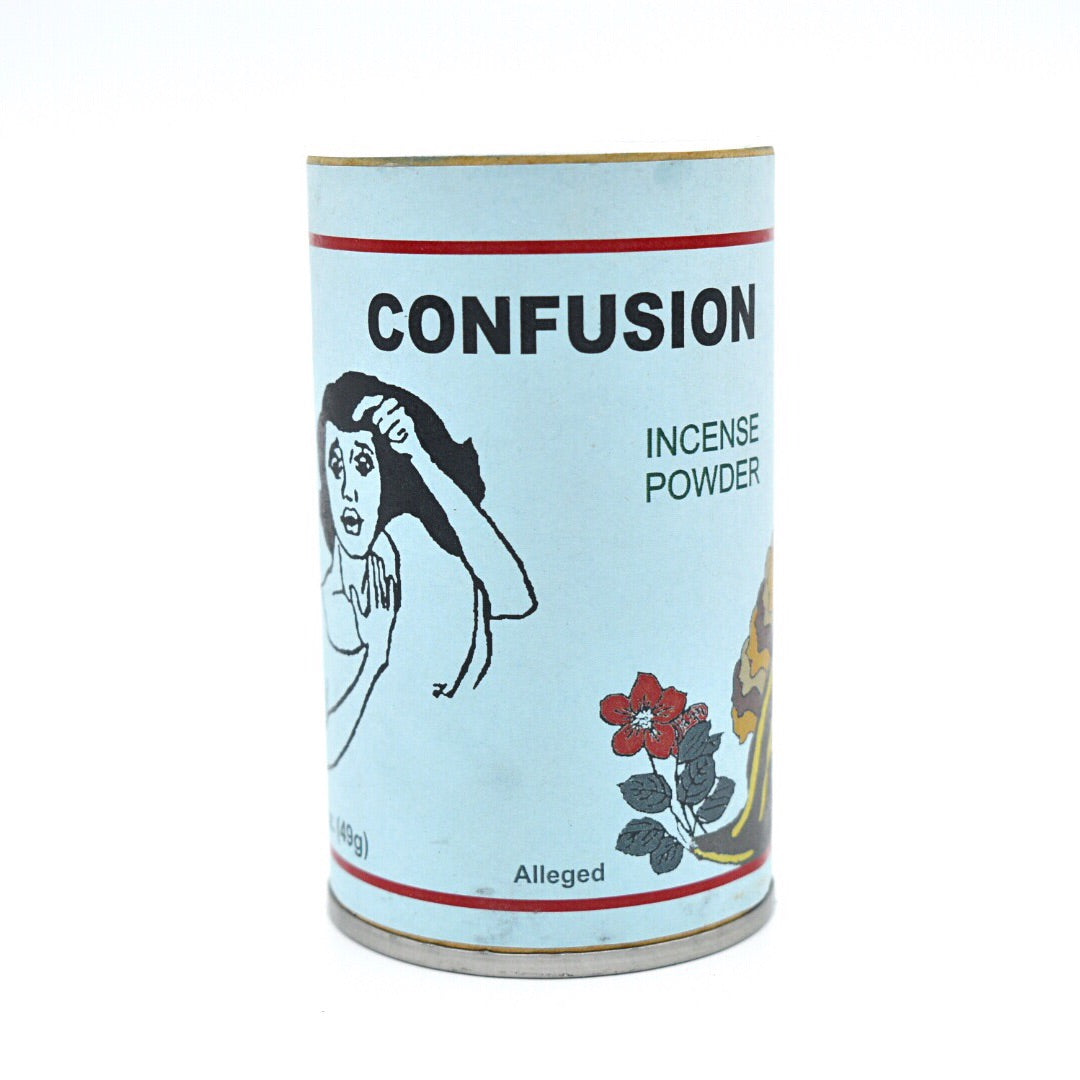 Confusion Incense Powder - Hello Violet