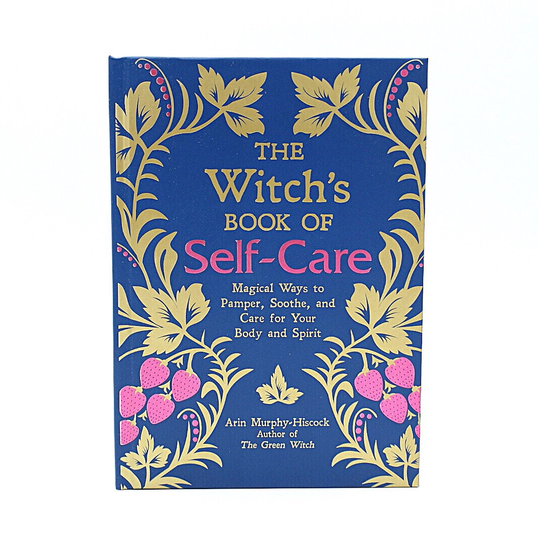 The Witch's Book of Self-Care - Hello Violet