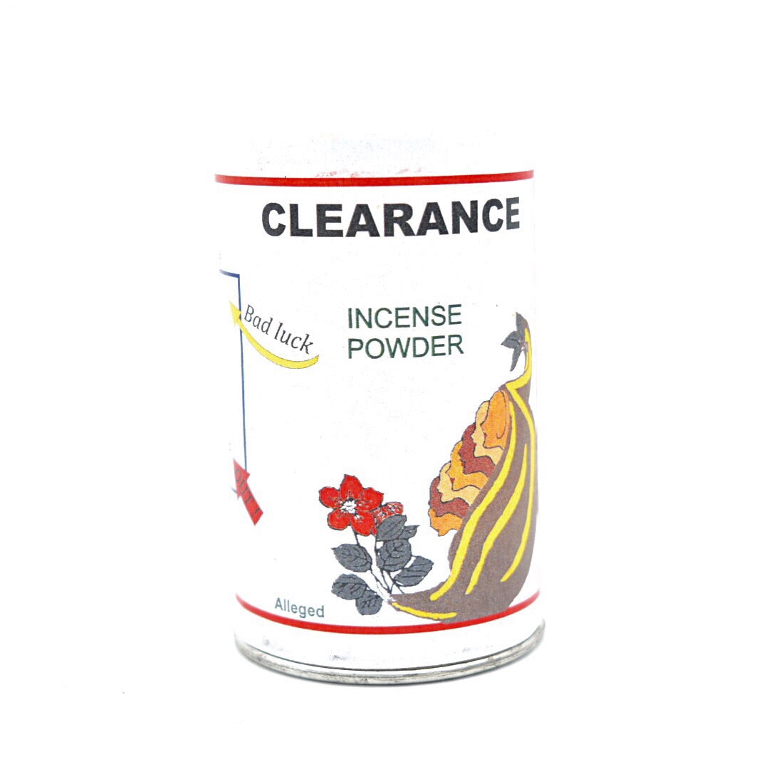 Clearance Incense Powder - Hello Violet