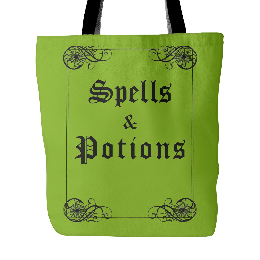 Spells and Potions Tote - Hello Violet