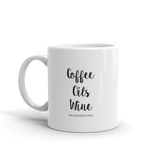 Coffee Oils Wine - Coffee Mug | Essential Oil Mug | Wine Mug