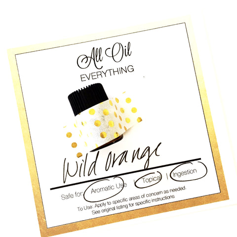 AllOilEverything Essential Oil Mini Samples - Pure Undiluted Sample Oil, Amber Dram - AllOilEverything