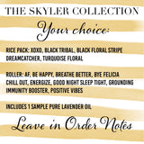 Pamper Yourself Gift Collection: All Natural Essential Oil Gift Sets