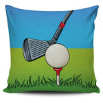 Golf Pixelated Pillow Cover - Nvr2Lte2Shop.com