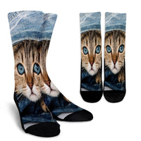 Kitten Socks - Nvr2Lte2Shop.com