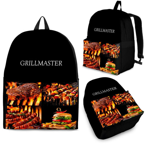 Grillmaster Backpack - Nvr2Lte2Shop.com