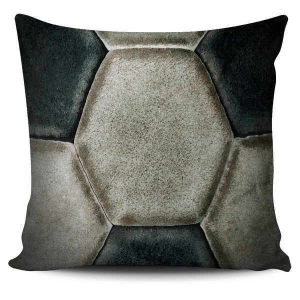 Soccer Ball Pillow Cover - Nvr2Lte2Shop.com