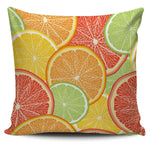 Citrus Slice Pillow Covers - Nvr2Lte2Shop.com