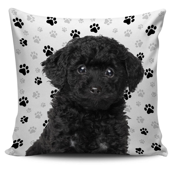 Poodle Pillow Cover - Nvr2Lte2Shop.com