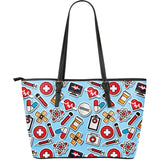 Nurse Large Leather Tote - Nvr2Lte2Shop.com