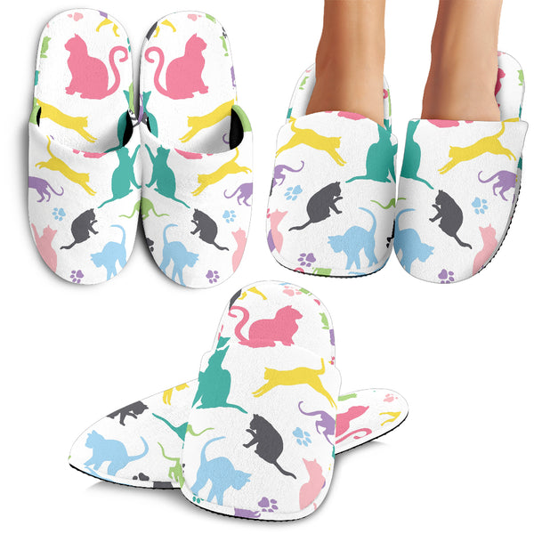 Cats Slippers - Nvr2Lte2Shop.com