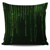 Matrix Pillow Cover - Nvr2Lte2Shop.com