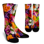 Flower Crew Socks - Nvr2Lte2Shop.com