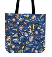 Sea Creatures Tote Bag - Nvr2Lte2Shop.com