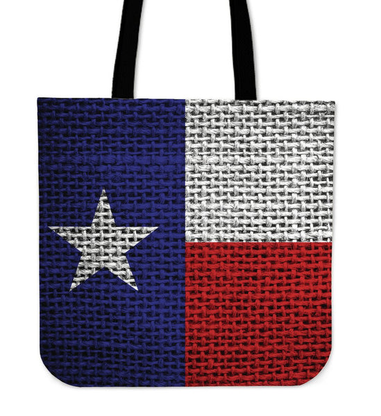 Texas Flag Tote Bag - Nvr2Lte2Shop.com