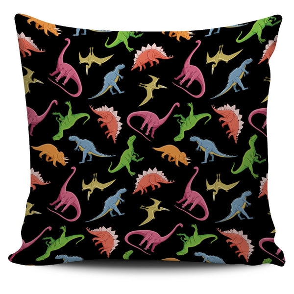 Dinosaurs Pillow Cover - Nvr2Lte2Shop.com
