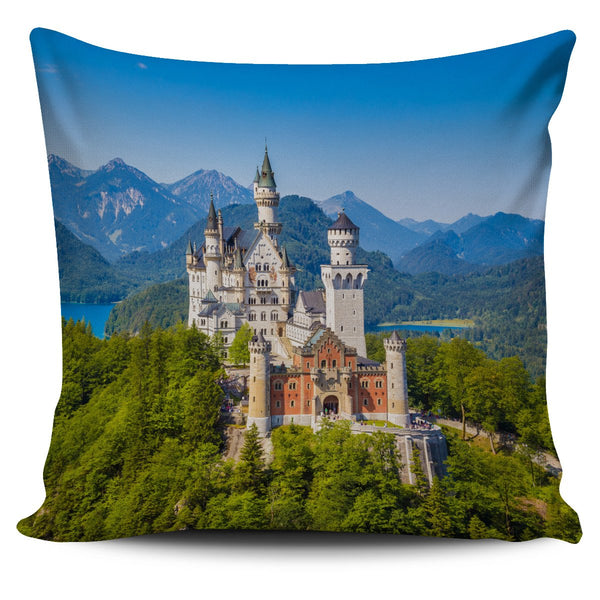 Germany Pillow Cover - Nvr2Lte2Shop.com
