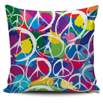 Peace Pillow Cover - Nvr2Lte2Shop.com