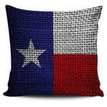 Texas Flag Pillow Cover - Nvr2Lte2Shop.com