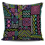 Neon Crazy Pillow Cover - Nvr2Lte2Shop.com