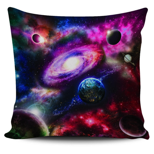 Cosmos Pillow Cover - Nvr2Lte2Shop.com