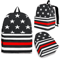 Firefighters Thin Red Line Backpack - Nvr2Lte2Shop.com
