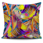Fish Frenzy Pillow Cover - Nvr2Lte2Shop.com