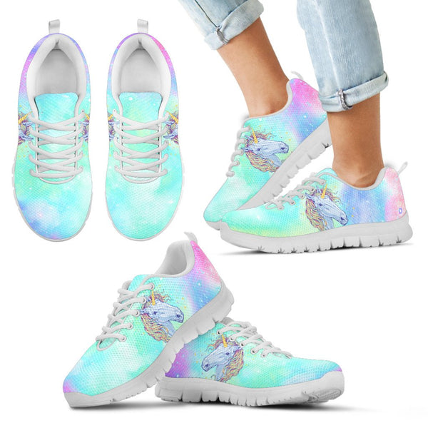 Unicorn Dreams Sneakers - Kids - Nvr2Lte2Shop.com