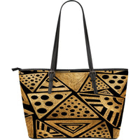 Africa Large Leather Tote - Nvr2Lte2Shop.com