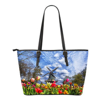 Holland Small Leather Tote - Nvr2Lte2Shop.com