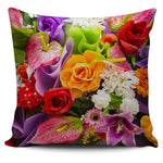 Flower Pillow Cover - Nvr2Lte2Shop.com