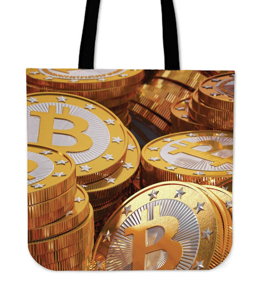 Bitcoin Tote Bag - Nvr2Lte2Shop.com