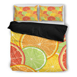 Citrus Slice Bedding Set - Nvr2Lte2Shop.com