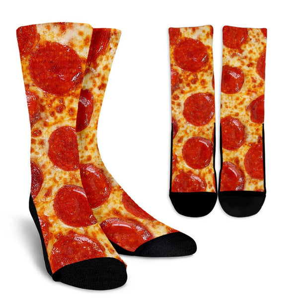 Pizza Socks - Nvr2Lte2Shop.com