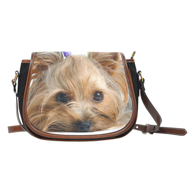 Yorkie Saddle Bag - Nvr2Lte2Shop.com