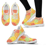 Citrus Slice Sneakers - Nvr2Lte2Shop.com