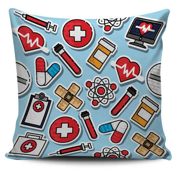 Nurse Pillow Cover - Nvr2Lte2Shop.com