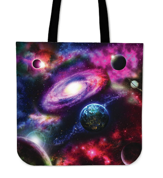 Cosmos Tote Bag - Nvr2Lte2Shop.com