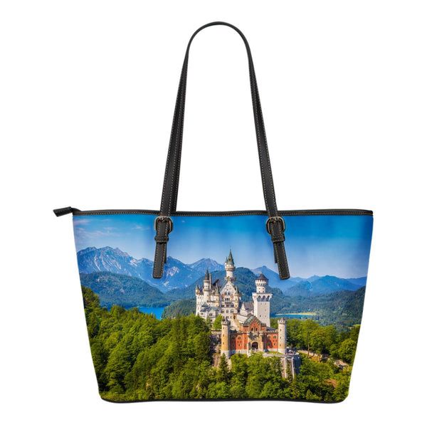 Germany Small Leather Tote - Nvr2Lte2Shop.com