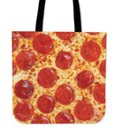Pizza Tote Bag - Nvr2Lte2Shop.com
