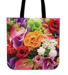Flower Tote Bag - Nvr2Lte2Shop.com
