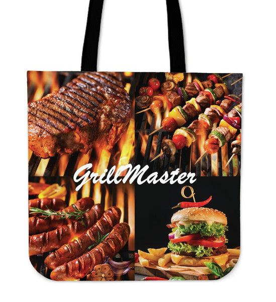 Grillmaster Tote Bags - Nvr2Lte2Shop.com