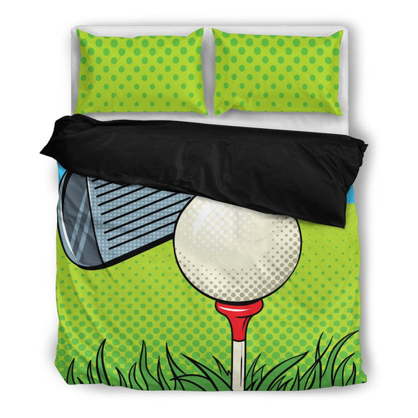 Golf Pixelated Bedding Set - Nvr2Lte2Shop.com